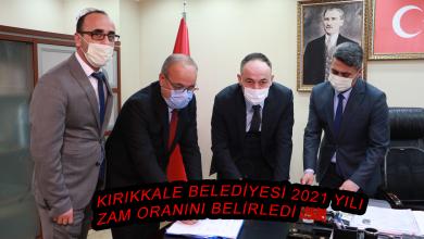 Photo of KIRIKKALE BELEDİYESİ 2021 ZAM ORANINI AÇIKLADI..