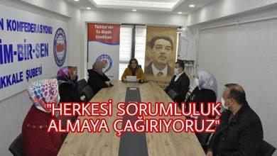 Photo of TARİHE VE GELECEĞE KARŞI ORTAK SORUMLULUĞUMUZDUR