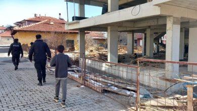 Photo of İnşaatten Düşen İşçi Yaralandı