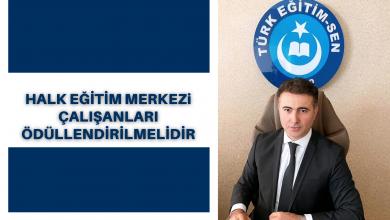 Photo of Karabacak ;Halk Eğitim Merkezi Çalışanları Ödüllendirilmelidir