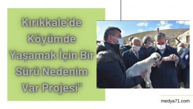 """Photo of Kırıkkale'de Köyümde Yaşamak İçin Bir Sürü Nedenim Var Projesi"""""""