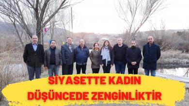 Photo of SİYASETTE KADIN DÜŞÜNCEDE ZENGİNLİKTİR