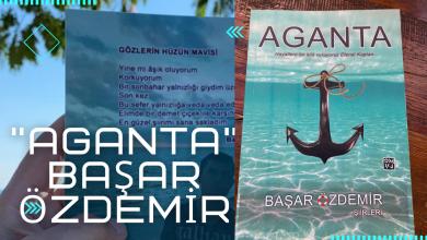"""Photo of Kırıkkaleli Yazar Başar Özdemir Kitabı """"AGANTA"""" Mutlaka Okunmalı"""
