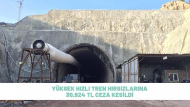 Photo of Hisar Köyü YHT Santiyesinde Hırsızlık Yapan Şahıslara Ceza Kesildi