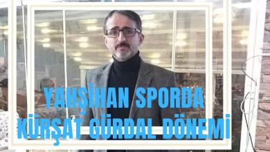 Photo of Yahşihan Sporun Yeni Hocası Gürdal