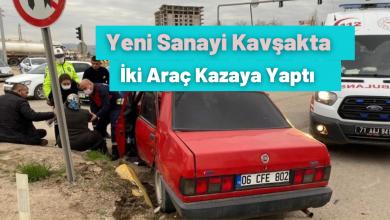 Photo of Yahşihan'da İki Araç Kaza Yaptı