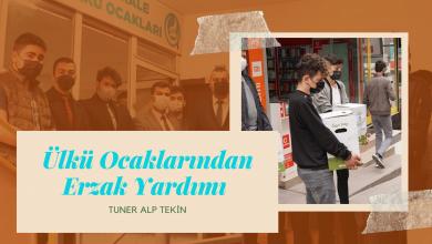 Photo of Ülkü Ocaklarından Erzak Yardımı