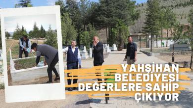 Photo of YAHŞİHAN BELEDİYESİ DEĞERLERE SAHİP ÇIKIYOR