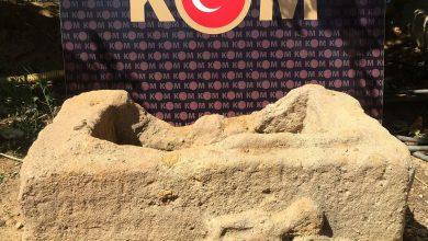 Photo of Çocuk Figürü  Lahit Bulundu