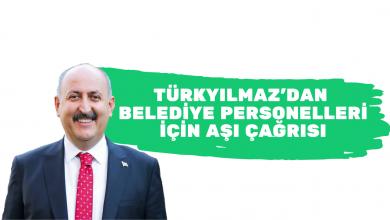 Photo of TÜRKYILMAZ'DAN BELEDİYE PERSONELLERİ İÇİN AŞI ÇAĞRISI