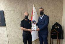 Photo of Kırıkkale Ülkü Ocakları Başkanı Tuner Alp Tekin'den Emniyet Müdürü Günter Şenses'i Ziyaret Etti