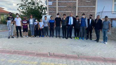 """Photo of MHP'li Öztürk: """"Seçimden seçime değil, daima yanınızda ve emrinizdeyim"""""""