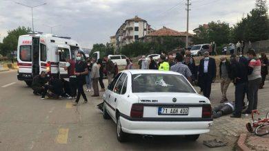 Photo of Alkollü araç sürücüsü bisikletli Vatandaşlara çarptı