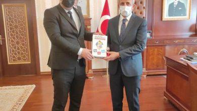 Photo of Kırıkkale Ülkü Ocakları İl Başkanlığından Vali Yunus Sezer'e Ziyaret