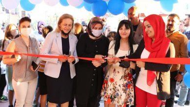 Photo of Konser havasında Yahşihan Şehit Aydın Çopur Parkı Soğuk Büfe Açıldı