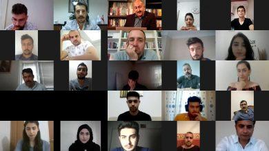 Photo of Türkyılmaz, Üniversite Topluluk Başkanları İle Görüştü