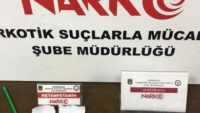 Photo of Kırıkkale'de Uyuşturucu Operasyonu Yapıldı