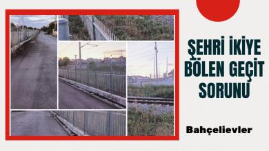Photo of ŞEHRİ İKİYE BÖLEN GEÇİT