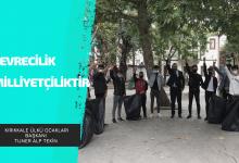 Photo of Kırıkkale Ülkü Ocakları Hüseyin Kâhya Parkı'nda Temizlik Faaliyeti Yaptı
