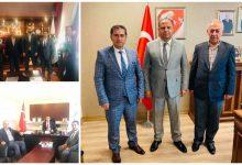 Photo of Çakmaklı'dan Seri Ziyaretler