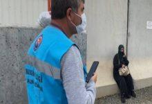 Photo of Kırıkkale'de pozitif olan kadın polis kontrolüne takıldı