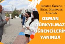 Photo of Türkyılmaz Öğrencilerin Yanında