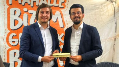 Photo of AK Parti Genel Merkez Gençlik Kolları MKYK Üyesi Abdulkadir Ünal bir dizi ziyaret ve programlarda bulunmak üzere Kırıkkale'ye geldi