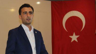 Photo of Türk PDR Derneği Kırıkkale İl Temsilcisi Volkan KUTLUCA Basın Açıklaması