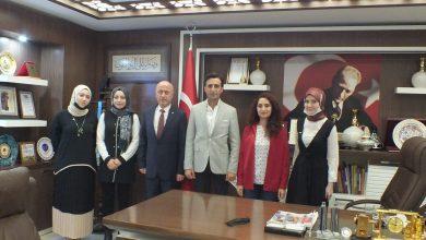 Photo of Türk PDR Derneğinden Ticaret ve Sanayi Odasına Ziyaret