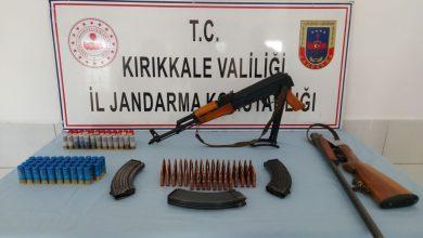 Photo of Kırıkkale İl Jandarma Komutanlığı Silah ve Mühimmat Kaçakçılığı Operasyonu Yaptı