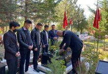 Photo of Kırıkkale Ülkü Ocakları'ndan Şehitlik Ziyareti
