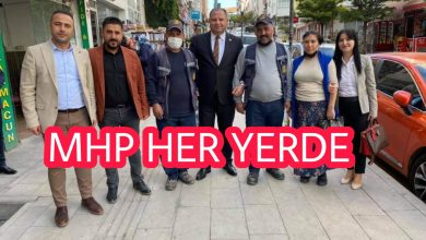 Photo of MHP HER YERDE