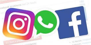 Photo of WhatsApp, Instagram ve Facebook'a erişimde sorun yaşanıyor.