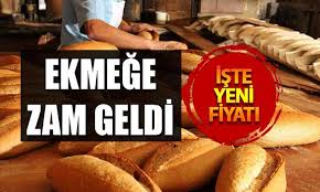 Photo of Kırıkkale'de Ekmeğe Zam Geldi