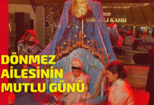 Photo of Bahşılı Belediye Başkan Yardımcısı Mehmet Ata DÖNMEZ'in Mutlu Günü